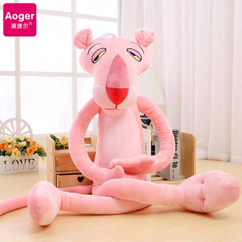 毛绒玩具粉红豹用后评价
