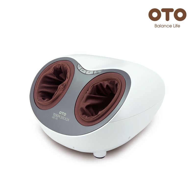 ^~OTO^~AF80足療機腳底按摩器老人足底部電動家用加熱腿腳部按摩器