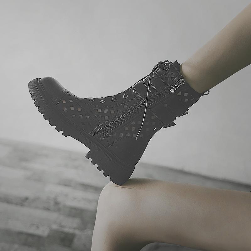 Детские ботинки Dr. Martens Артикул 604650366396