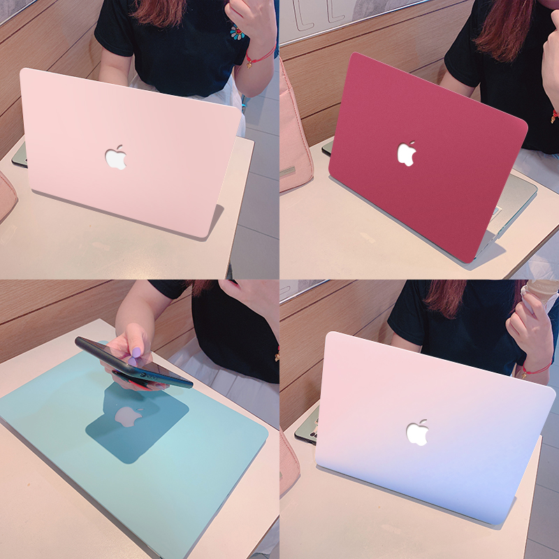 macbookpro保护壳13.3寸2020苹果电脑保护套macbookair13外壳macbook12笔记本贴膜air11新款pro16M1芯片15.4