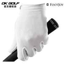 Footjoy FJ Golf Gloves Lady hands Magic gloves Leather Sunscreen breathable Golf Accessories