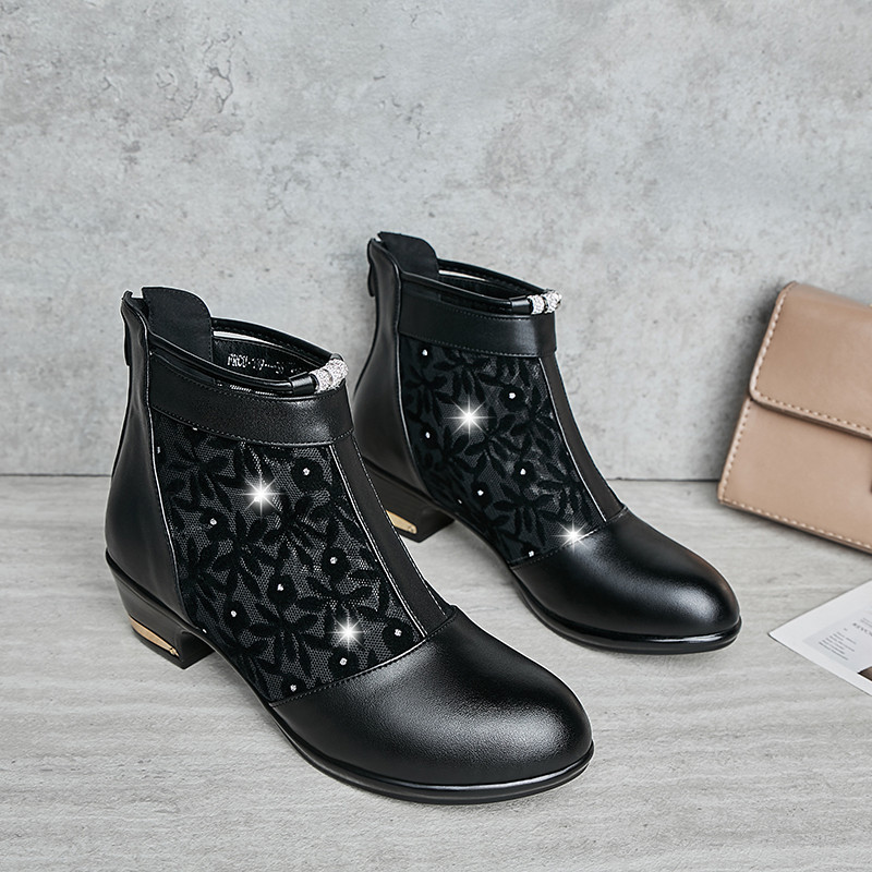 Cool boots womens new versatile womens shoes in summer 2020