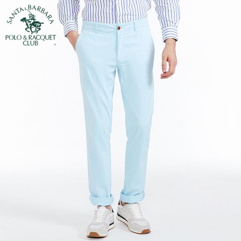 St. Paul mens business casual slim pants pants