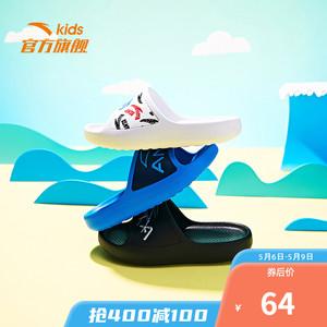 安踏2021夏季新款软底防滑儿童拖鞋