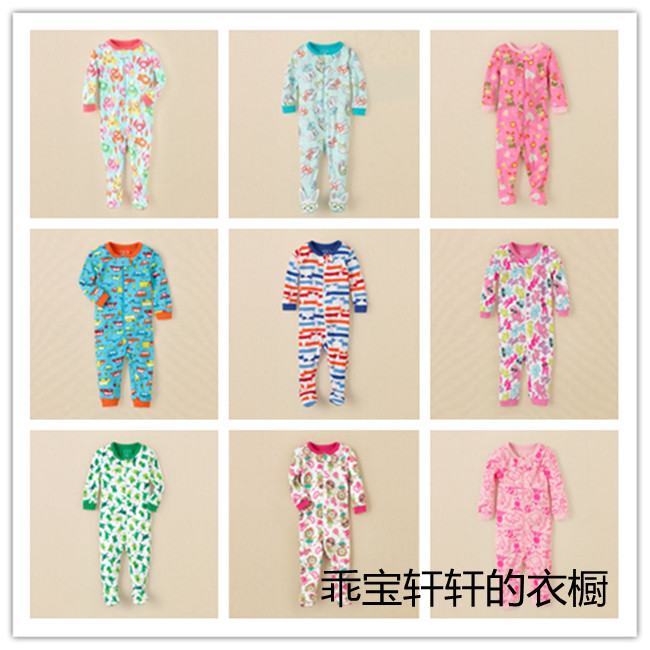 Торговые скидки плюс размер одежда из хлопка с длинным рукавом HA восхождение одежда Детская одежда, onesies ребенка для детей с различными видами
