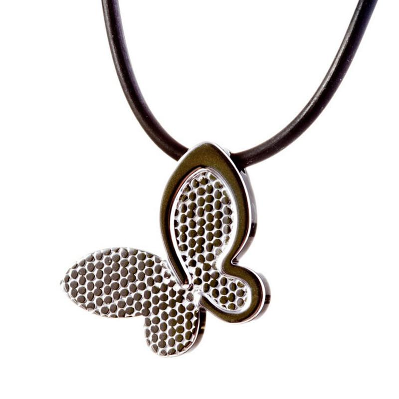 Dream carat tungsten gold pendant womens necklace butterfly love butterfly pattern