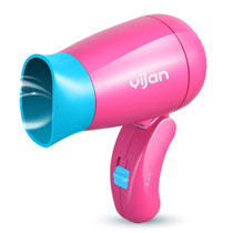 Easy baby hair dryer baby with hair dryer small blowing fart children without mini portable low radiation