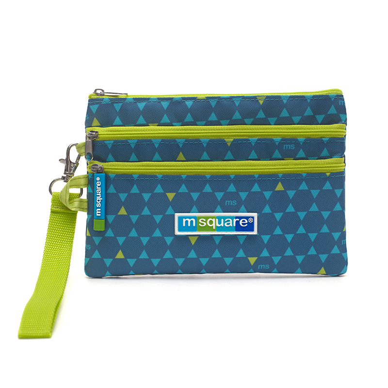 m square杂物收纳包小号便携多功能手机袋迷你零钱包卡包防泼水
