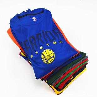 投篮服健身服男运动长袖跑步篮球速干训练服透气t恤宽松透气排汗