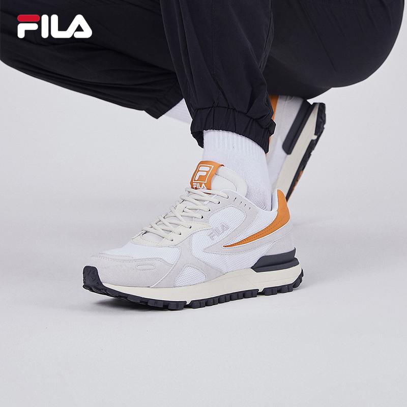 fila休闲运动复古跑鞋2021运动鞋子评价好不好