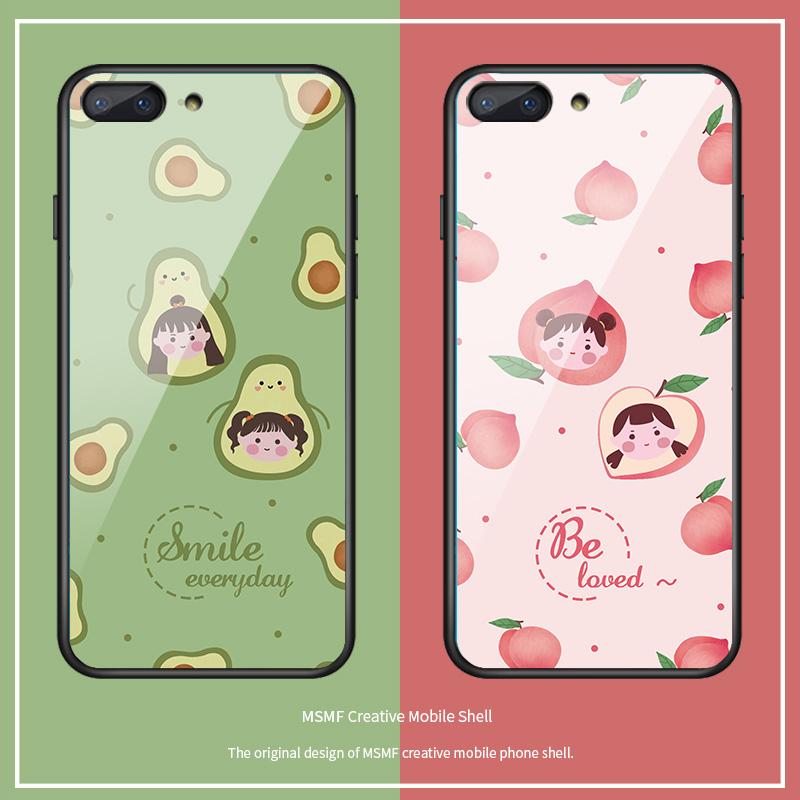 水蜜桃oppoa3玻璃a9卡通a5女手机壳12月01日最新优惠