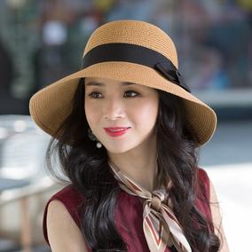 夏遮阳2021新款女士遮脸时尚太阳帽