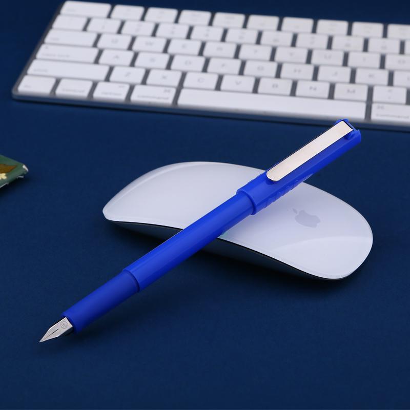 德國 施耐德BK406學生日用練字書寫墨水墨囊鋼筆0.35mm特細尖
