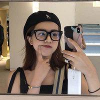 查看黑框眼镜女素颜神器韩版潮大框近视镜防蓝光镜框雪梨同款眼镜框女价格