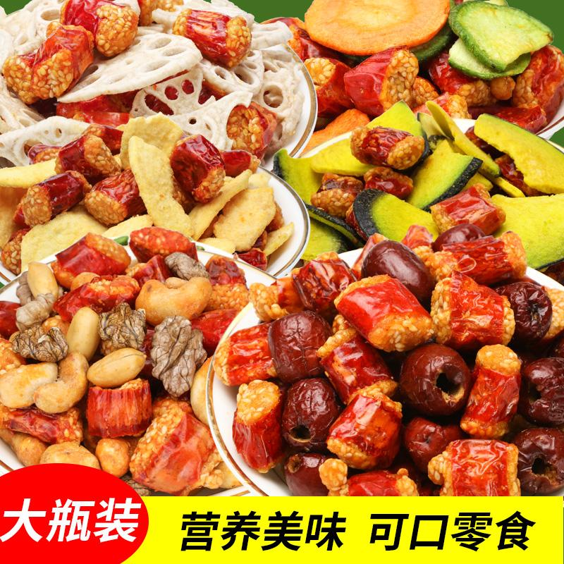 陈大妈综合蔬果干果蔬脆香脆椒红枣