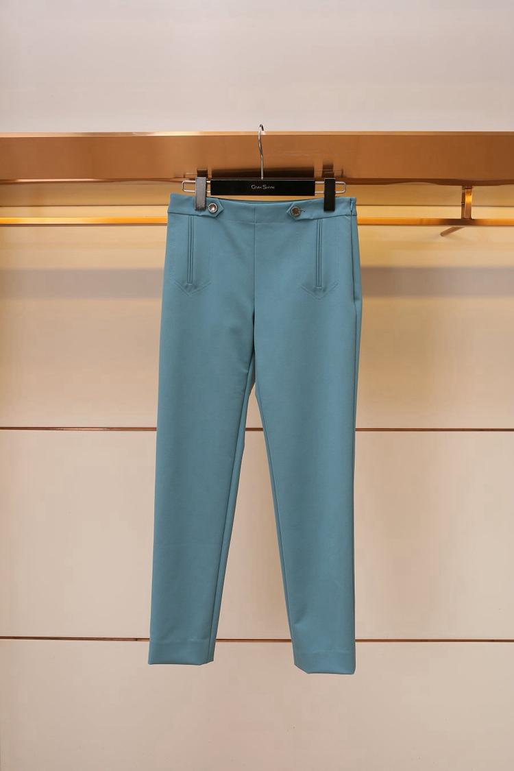 专柜正品简约时尚秋冬款H5403202巨式国际裤子1880元