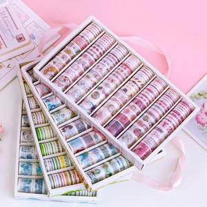 120卷手帐贴纸古风人物和纸胶带