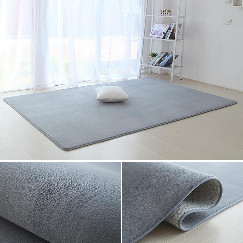 小地毯客厅茶几榻榻米卧室满铺垫子热销54件手慢无
