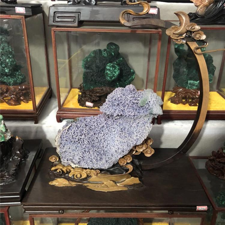 精品印尼葡萄玛瑙矿物晶体奇石原石摆件象形石头收藏品观赏石招财
