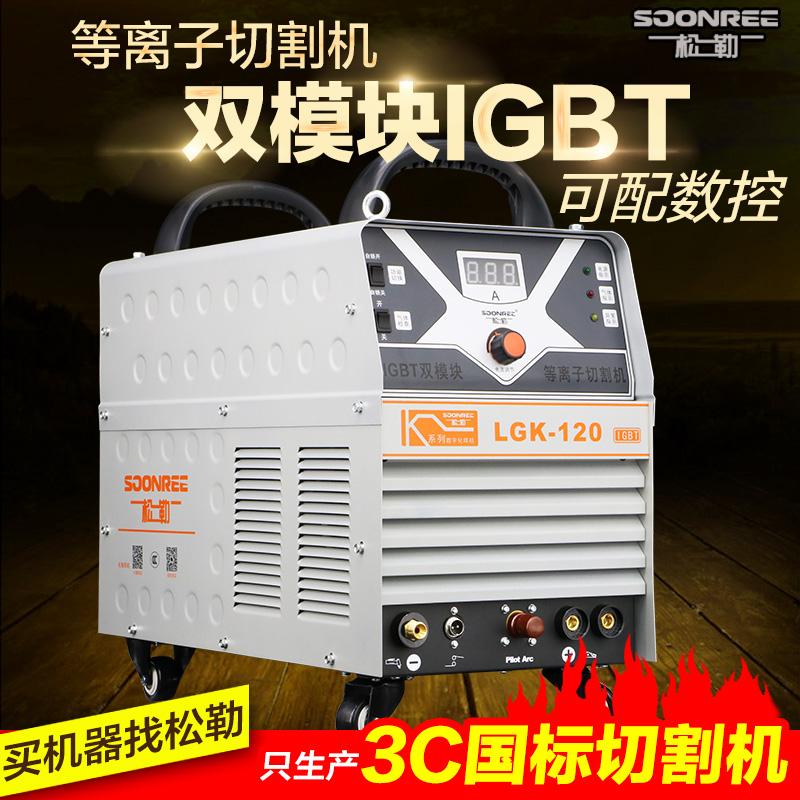 Свободный сдерживать LGK-40/100/120 количество контроль подожди ион резак портативный промышленного класса 220v/380 отдавать косить рот
