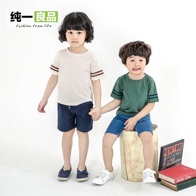 男童兒童韓國 寶寶恤衫