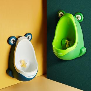 宝宝小便器男孩挂墙式小便池尿盆儿童马桶站立坐便斗尿尿神器尿壶