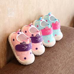 春夏宝宝棉鞋