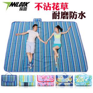 户外野餐布垫子踏青沙滩出游非必备用品睡觉神器地垫防水儿童便携