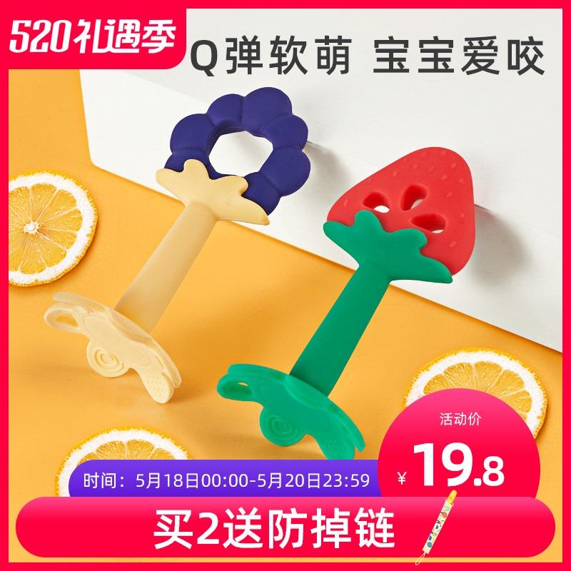 Детские соски / Игрушки для прорезывания зубов Артикул 525685647489