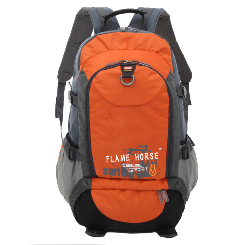 [daily special price] outdoor hiking bag mens backpack large capacity Travel Backpack womens schoolbag