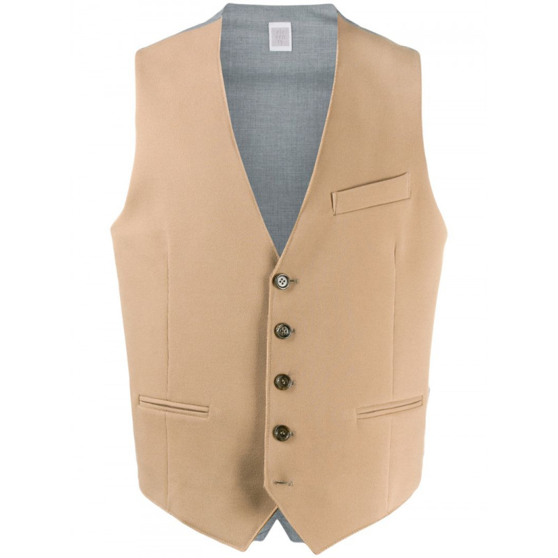 20% off tax on behalf of eleven mens knitted sleeveless Western vest