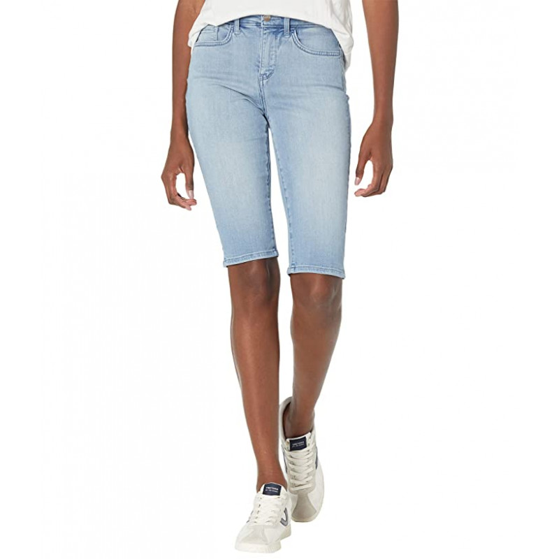 US tax 10% off to buy NYDJ women Camille knee length jeans