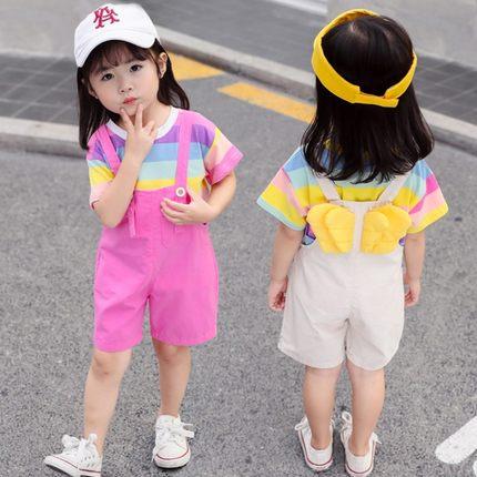 六一儿童演出服装女童帅夏季小班幼儿园毕业舞蹈服男孩表演服装酷