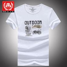 【战地吉圃】夏季纯棉短袖T恤