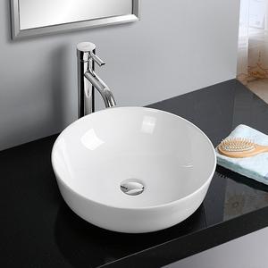 阳台洗面盆家用台上洗脸盆陶瓷小卫生间洗手池浴室洗漱水盆艺术