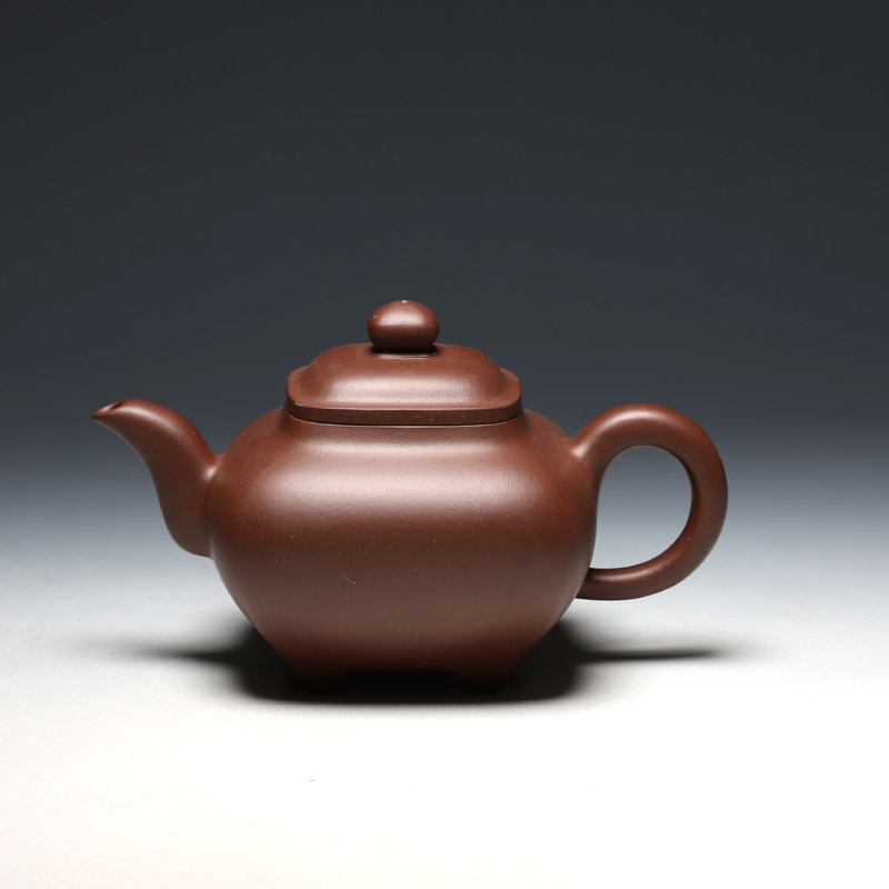 Yixing purple clay teapot of Ming Dynasty all handmade