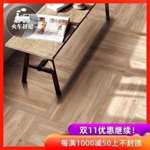 仿木地板木纹瓷砖800x800客厅仿木纹地砖防滑卧室简约现代仿实木