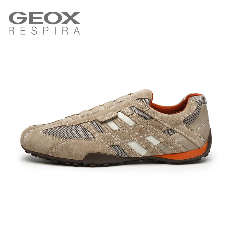 GEOX/ здоровый музыка ученый классическая мода мужчина удобный , воздухопроницаемый удар крышка спортивный досуг мужская обувь U4207L