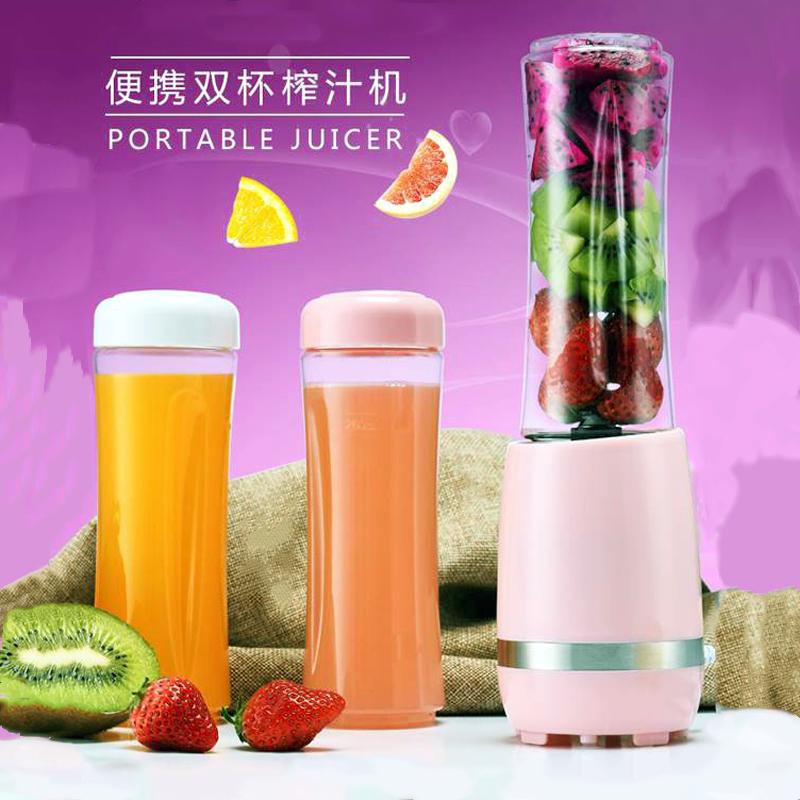 多功能电动迷你家用小型学生水果机