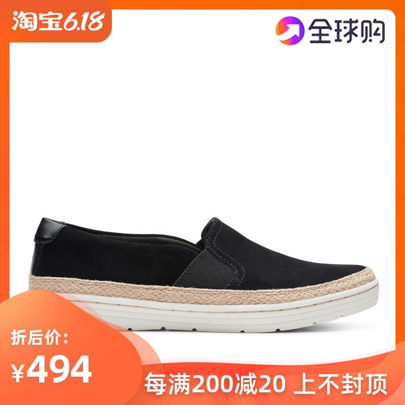 2020春夏新款正品Clarks其乐女鞋平底单鞋舒适海外代购Marie Sail