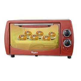 Whirlpool/惠而浦 家用小型电烤箱 10L 定时控温 WTO-JM122G
