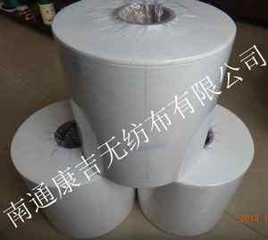 白色加厚无尘布擦拭纸无尘卷纸无毛纸大卷吸油纸工业擦拭布大卷纸