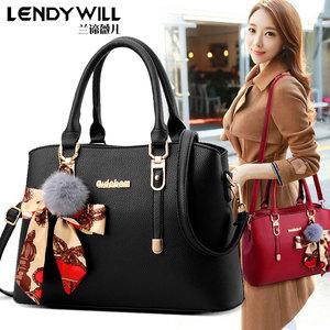女包2020新款简约韩版大容量女手提包时尚休闲单肩斜跨包潮大包包