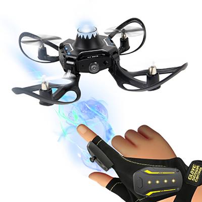 手控感应无人机迷你小学生小型航拍儿童遥控飞机充d男孩玩具drone