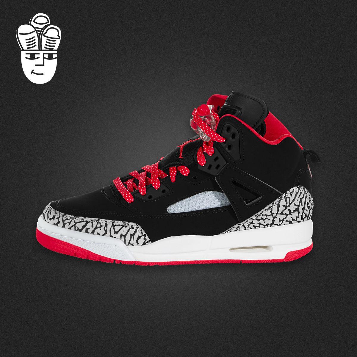 Air Jordan Spiz'ike AJ男鞋女鞋GS 斯派克系列篮球鞋 运动休闲鞋