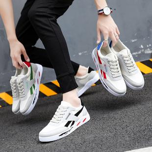 休闲新款潮鞋潮流夏季网面22帆布鞋