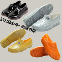 特价高品质男士雨靴中高筒厚牛筋鞋底防滑防水鞋钓鱼户外劳保雨鞋