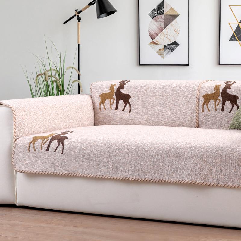沙发垫布艺棉麻亚麻评测怎么样