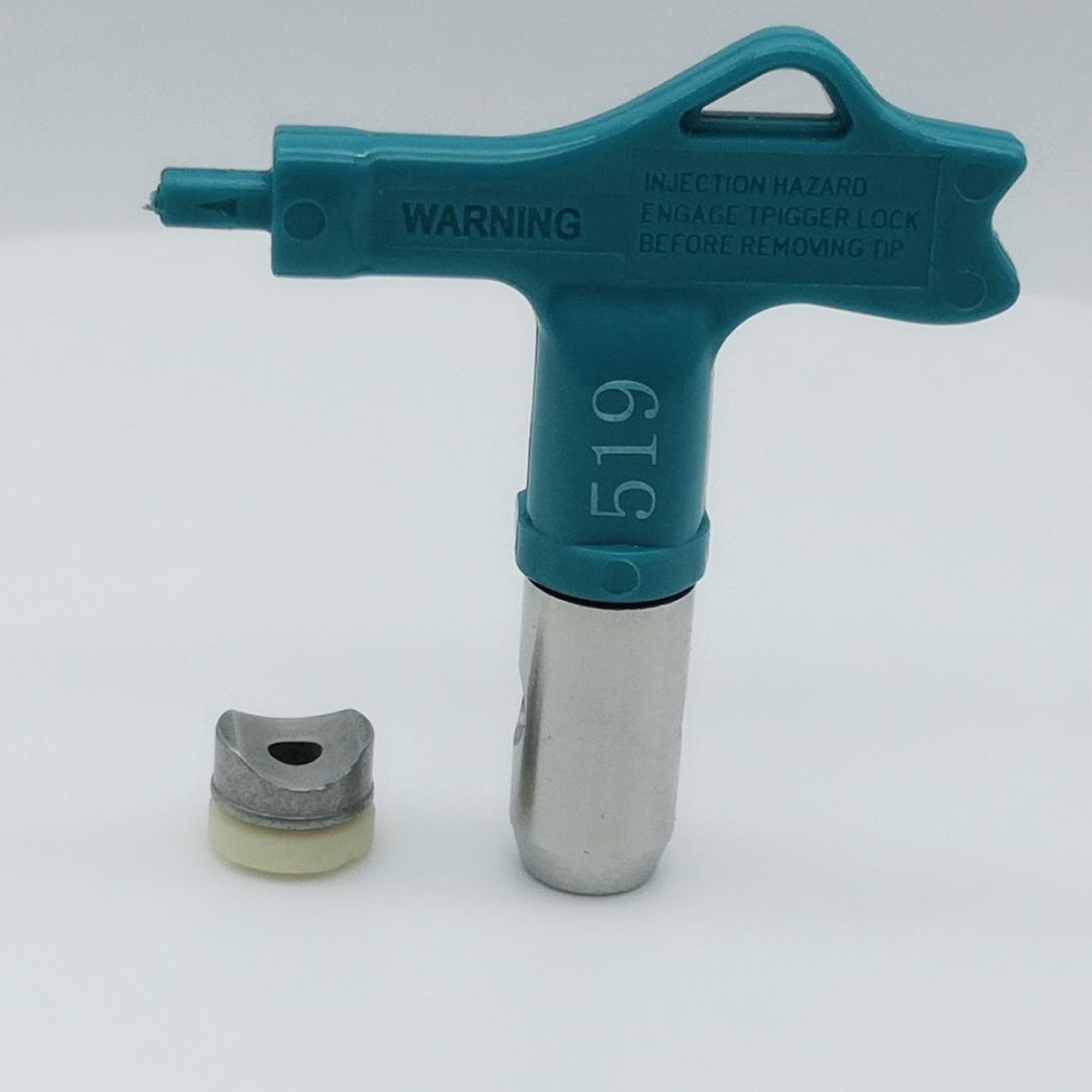 固瑞克乳胶漆喷涂机喷枪喷嘴 国产通用油漆喷嘴 电动喷涂机喷咀