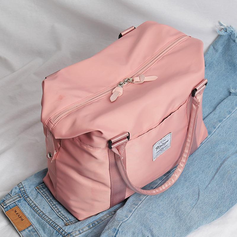 待产包收纳袋子旅行包包女入院孕妇手提短途超大容量出差便携行李